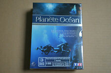 PLANETE OCEAN  COFFRET 3 DVDS  NEUF
