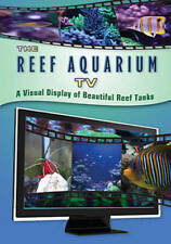 THE REEF AQUARIUM TV NEW DVD