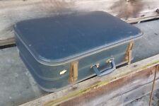 VINTAGE VISUALIZZAZIONE PROP Storage Antico Vecchio caso retrò Matrimonio VW PORTAPACCHI Camper