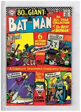 DC Comics Batman #187 F/VF 1967 80 Pages