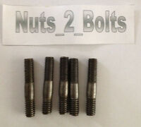 Ford X/FLOW CROSS FLOW INLET MANIFOLD STUDS  SET  MK1 MK2 ESCORT MEXICO RS CAPRI