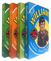 Just William 4 Books Richmal Crompton Kids Classic Funny Fiction Still War New