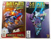 DC BATMAN: GOTHAM ADVENTURES (2000) #24 #36 ANIMATED SERIES Lot NM Ships FREE!