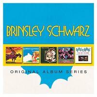 BRINSLEY SCHWARZ - ORIGINAL ALBUM SERIES 5 CD NEU