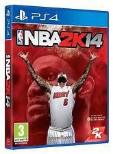 NBA 2K14        -- NEUF    pour PS4