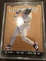1995 SP Platinum Power 20 Card Set w/Cal Ripkin Jr, Ken Griffey Jr W/ Extras