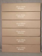 Service for 6 STARDUST by MONIQUE LHUILLIER WATERFORD stainless NEW in box