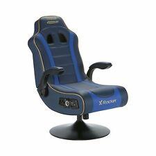 X-Rocker Adrenaline VII Gaming Chair - Blue