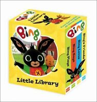 Bing's Little Library 9780008122164 | Brand New | Free UK Shipping