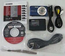 Casio EXILIM CARD EX-S10 10.1 MP Digital Camera AS IS