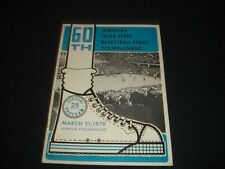 60th IHSAA Indiana State Basketball Finals March 21,1970