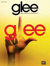 Glee - Easy Piano Book *NEW* Sheet Music From TV Show Inc. Don't Stop Believin'