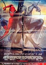 manifesto movie poster 2F SpiderMan 3 sam raimi maguire marvel azione sci-fi