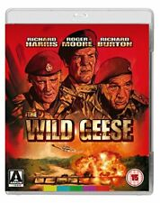 The Wild Geese [Blu-ray] [DVD][Region 2]
