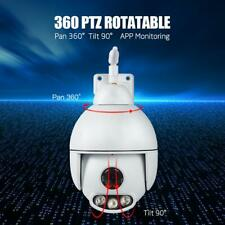 New 1080P outdoor 4x optical zoom PTZ wifi IP camera waterproof dome IP camera