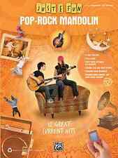 """JUST FOR FUN """"POP-ROCK MANDOLIN""""-EASY-TAB EDITION BRAND NEW MUSIC BOOK ON SALE!!"""
