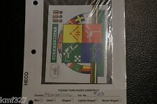 TURKMENISTAN 23 MNH S/S 92 SUMMER OLYMPICS BARCELONA SCV 11.00