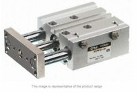 SMC Pneumatic Guided Cylinder MGPM16-75- New in Box