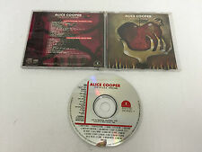 Alice Cooper – Live In U.S.A. 1978/1980 : Golden Stars RARE CD  – PRCD 11 NM/