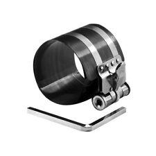 Anello compressore per installazione pistoni con vite di sicurezza 53-175mm