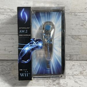 Afterglow AW .2 Wired Nunchuk Controller For Wii Brand New & Fast Shipping