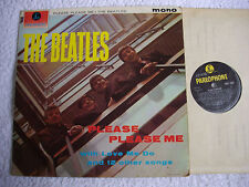 The Beatles – Please Please Me ,PMC 1202,Mono, UK Press