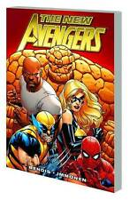 NEW AVENGERS VOL 01 HARDCOVER