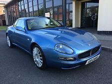 Maserati Coupe 4200 Cambiocorsa 37000 FDSH 2 owner extensive history file