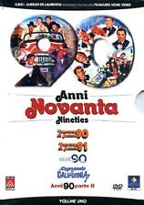 Anni Novanta Cofanetto - Parte 1 (5 Dvd) Filmauro