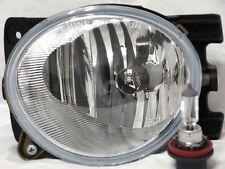 For 09-11 Pilot Glass Fog Light Lamp Die-cast METAL Body L H Driver W/Bulb New