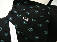 Calza uomo calzini socks man CK CALVIN KLEIN ECR106 t.u 40/46 c.41 navy