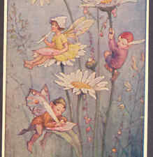 Mint.Pixie Post,Fairies Write Letters,Tarrant Postcard