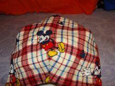 Microwave Bowl Holder Bowl Cozy Potholder Mickey Mouse Plaid Bowl Cover Kozy