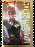 Hot Toys MMS 522 Captain Marvel Brie Larson 1/6 Action Figure Deluxe Version NEW