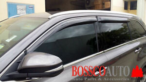 CLEARANCE WEATHER SHIELDS Suitable for Toyota Kluger 2014-2019