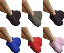 Wärmepantoffel Körner Pantoffeln Hausschuhe Sandalen vers. Farben Unisex