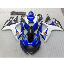 Injection Mold 2006 2007 For Suzuki GSXR600-750 K6 K7 Fairing Bodywork Blue Opar