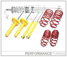 Kit Suspension Sport Amortiss. + Ressorts -50/-40mm - SEAT LEON 1M - TA-Technix
