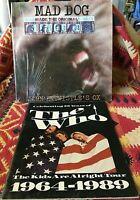 JOHN ENTWISTLE VINYL ox LP THE WHO plus KIDS ARE ALRIGHT TOUR BOOK rare Who HYPE