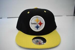 Pittsburgh Steelers NFL Snapback Cap