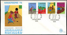 Netherlands Antilles 1978 Child Welfare FDC First Day Cover #C26682