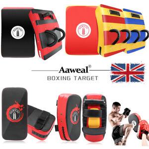 Strike Shield Kick Pad Boxing Punch Bag Focus Target MMA Martial Arts Training