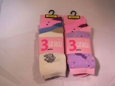 Ankle-High Animal Print Socks for Women , with Multipack