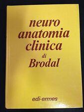 A. Miani – Neuroanatomia clinica di Brodal – edi-ermes – 1983