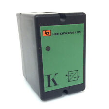 Power Supply Alphabet Block K Lee-Dickens K