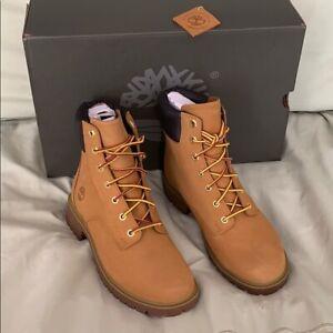 Timberland Jayne Lace Up Boots - waterproof