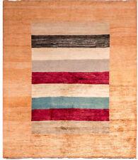 Tapis multicolores avec des motifs Bordé pour la maison en 100% laine