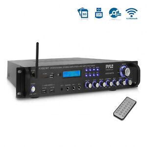 Pyle P3001BT 3,000 Watt Multi Channel Bluetooth Home Theater Hybrid Receiver