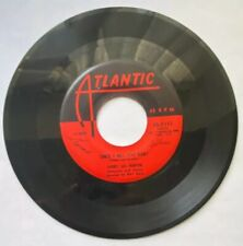 """Ivory Joe Hunter You Can't Stop Rocking and Rolling 45 RPM 1956 7"""" Atlantic"""