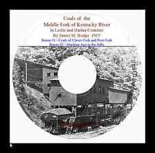Harlan County Kentucky Coals